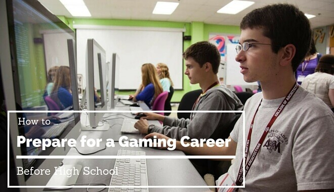 Young Game Developer