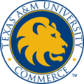 Texas AampM University - Commerce Logo