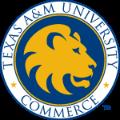 Texas AampM University - Commerce Logo