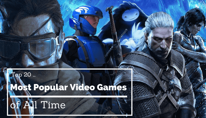 all time best video games