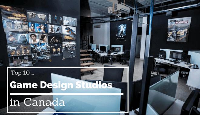 canada game design companies