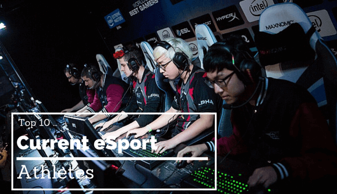 eSport Pro Gamers