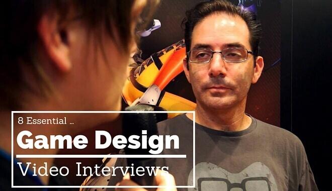game design interview videos