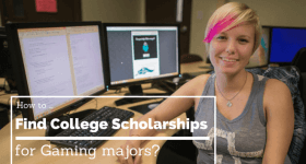 gaming major scholarships