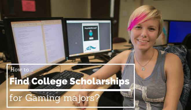 gaming major scholarships