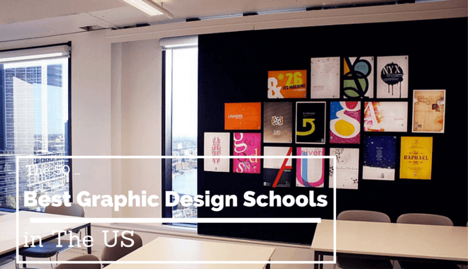 The 50 Best Graphic Design Schools In The United States