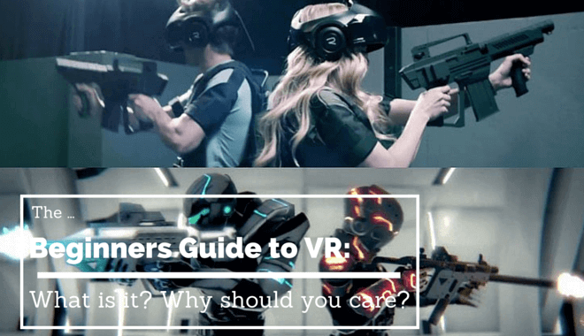 virtual reality guide