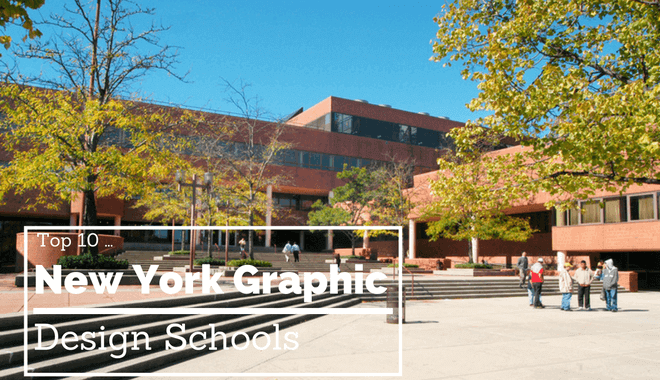 Best Graphic Design Colleges in New York