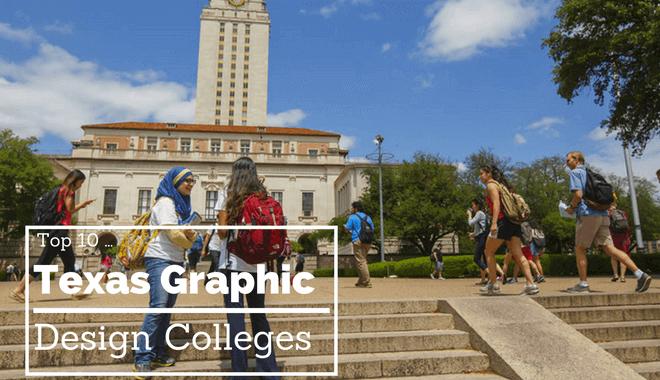 Best Graphic Design Schools in Texas