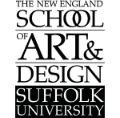 Suffolk University New England School of Art and Design Logo