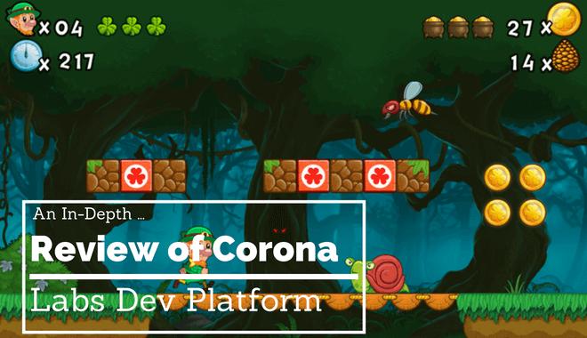 corona labs development platform review
