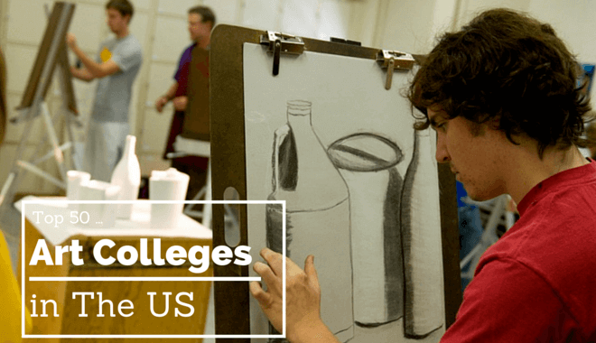 The 50 Best Art Schools In The Usa 2019 College Rankings