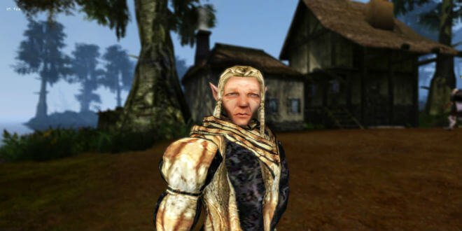 Morrowind Fargoth