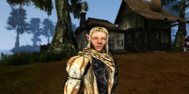 Morrowind Fargoth