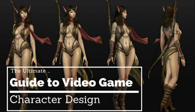 game character design guide