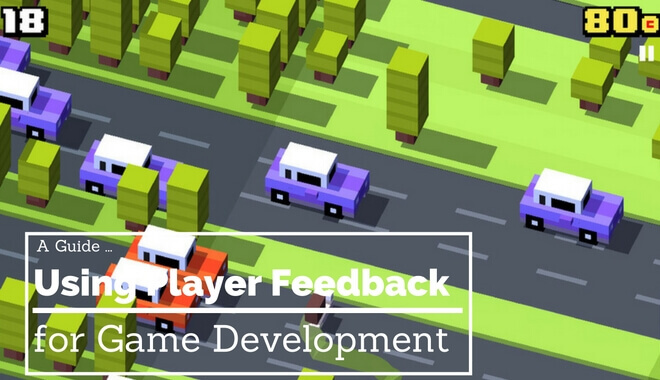 how to use player feedback in game designing