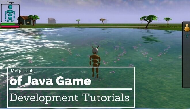 java game designing tutorials