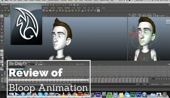 bloop animation review
