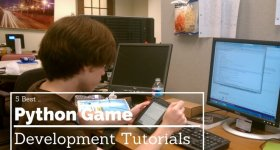 Python Game Development Turotials