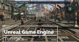 unreal game engine tutorial guide