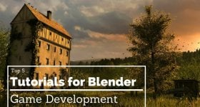 Learn to Develop Games With Blender