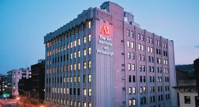 The Art Institute of Pittsburgh Campus