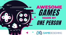 Awesome games made by one person