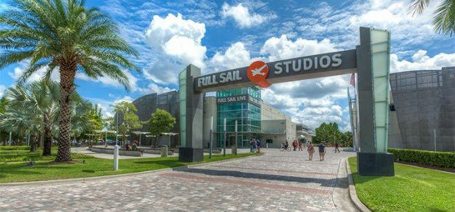 Full Sail University Campus