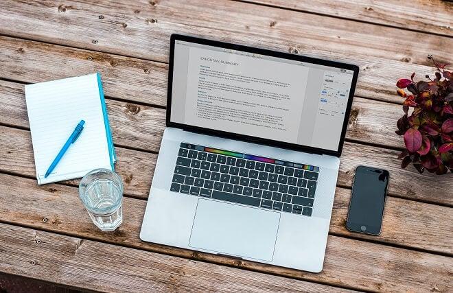 Build your online portfolio