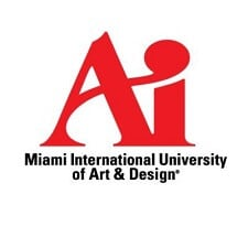 Miami International University of Art & Design logo
