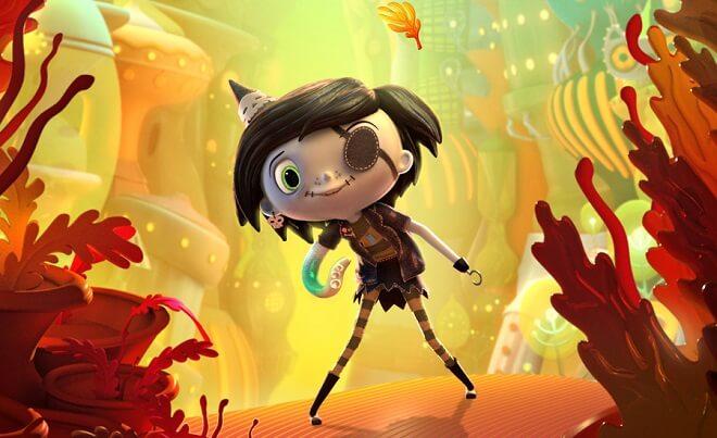 Video game character design expert tip - Nathan Jurevicius