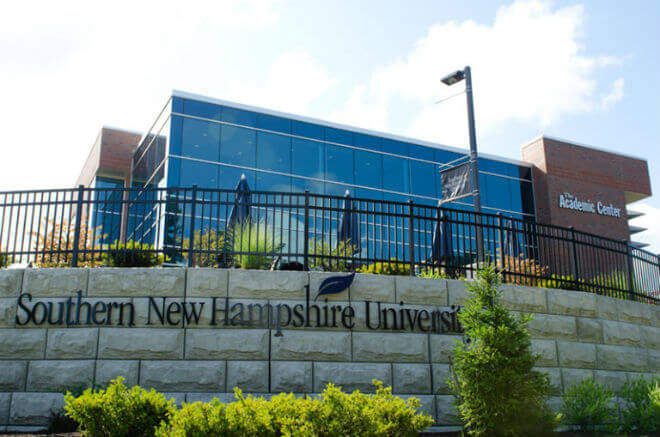 Southern New Hampshire University Campus