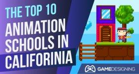 California's Best Animation Schools