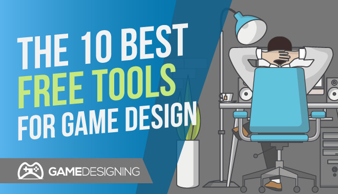 The 10 Best Game Designer Tools Free