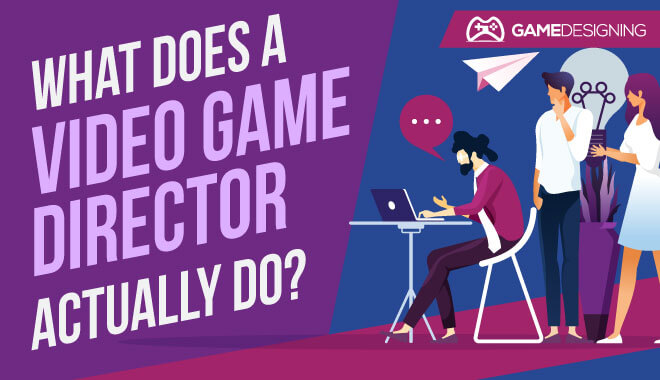 video game creative director