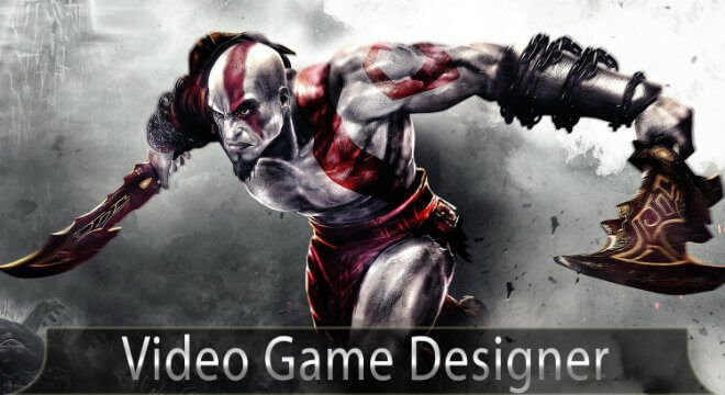 be a game designer
