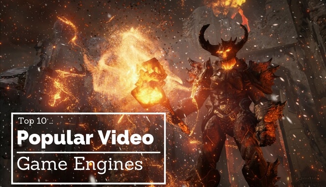 best video game engines