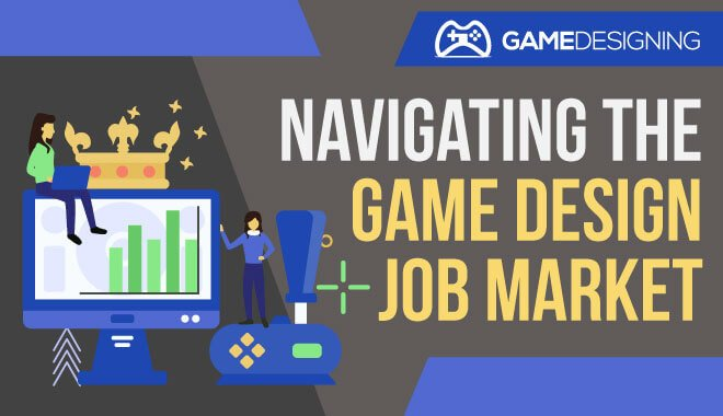 video game design job market