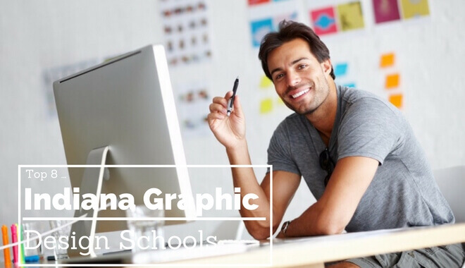 indiana graphic design colleges