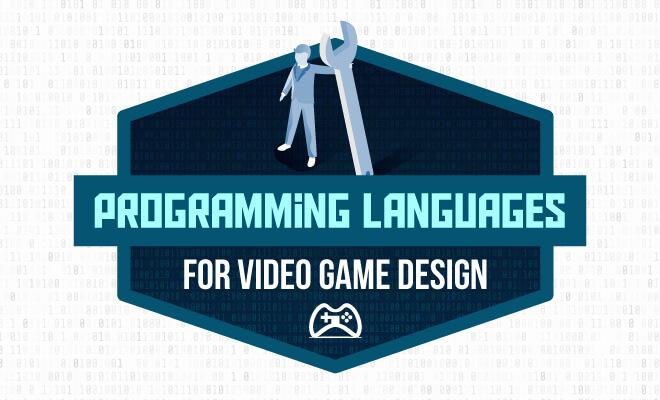 programming languages for game design