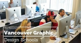 vancouver graphic design colleges