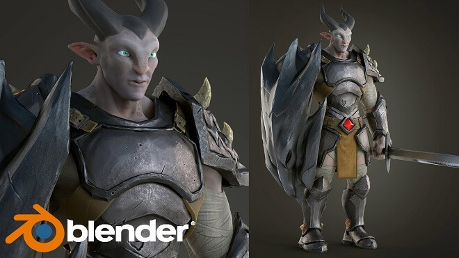 3D Character Modeling