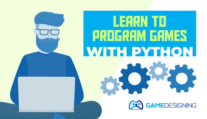 Learn to program games with phyton