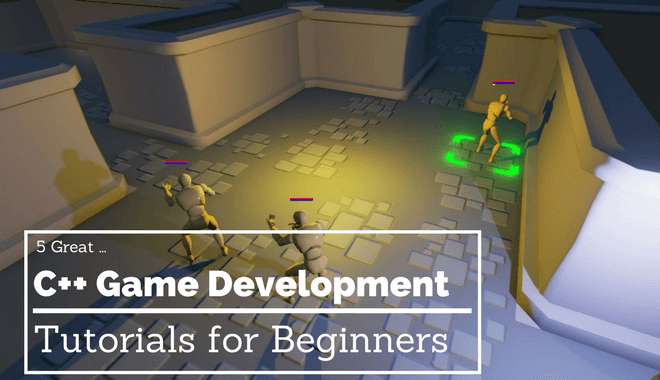 c++ game development guide