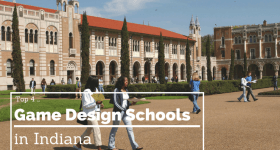 Game Design Colleges in Indiana