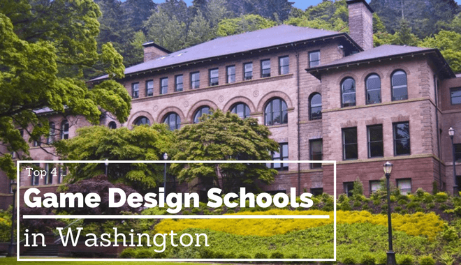 washington game design colleges