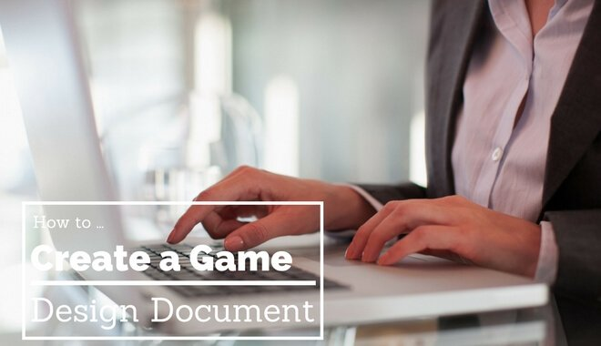 How To Create A Game Design Document InDepth Guide - Creating a design document