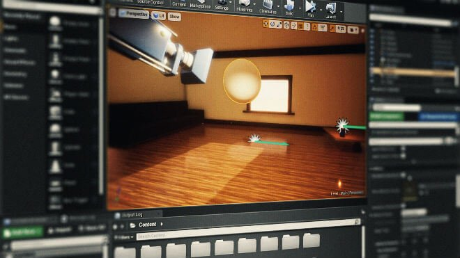 plural sight unreal engine courses