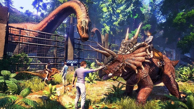 PC World-Building Game - ARK