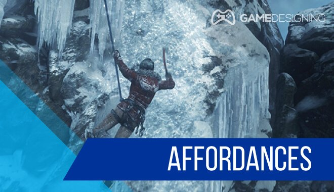 Video Game Level Design - Affordances
